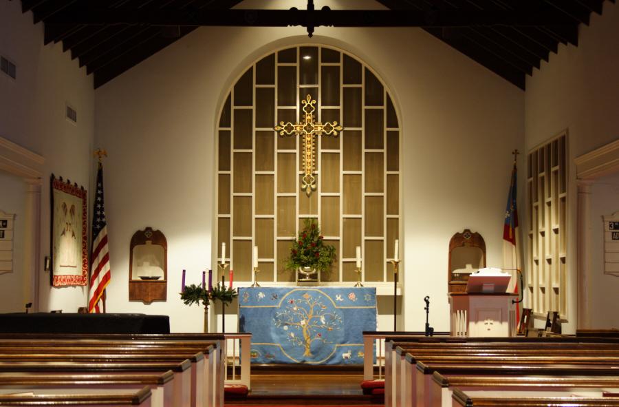 St  Alban's Episcopal Church - Bexley, OH - 2/23 Austin organ